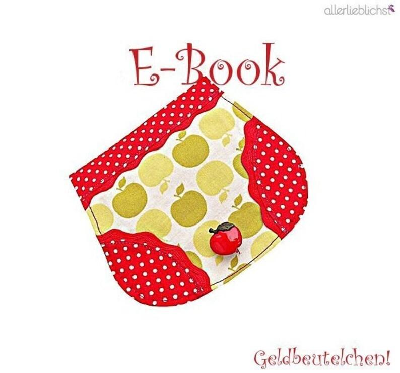 EBookE-BookNähanleitung PortemonnaieGeldbeutel image 0