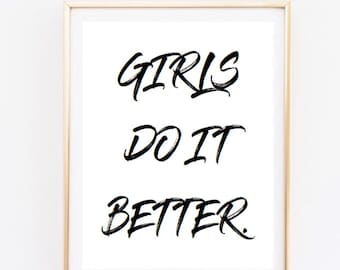 Girls Do Not Dress For Boys Fashion Quote Inspirational Tumblr Etsy