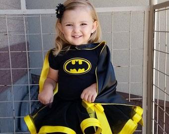 Baby Batgirl Costume Etsy