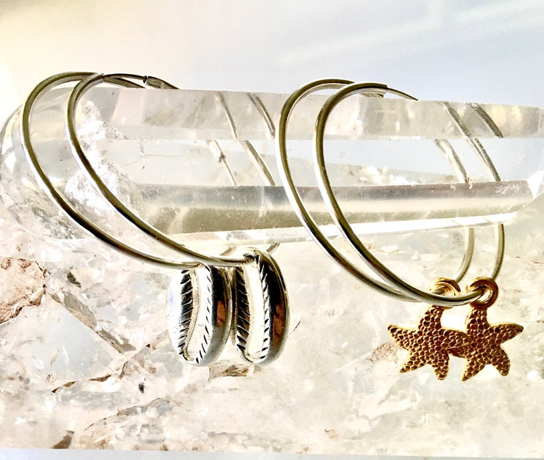 Hoops /& Charms