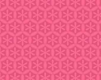 Bohemian Festival pink fabric by Riley Blake 1 yard or yardage Sale