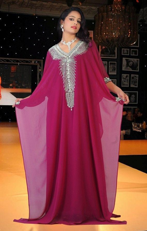 Maxi dubai very fancy gown abaya Wedding sale Dress kaftans abaya jalabiya Ladies earings on Dubai qTASwYP