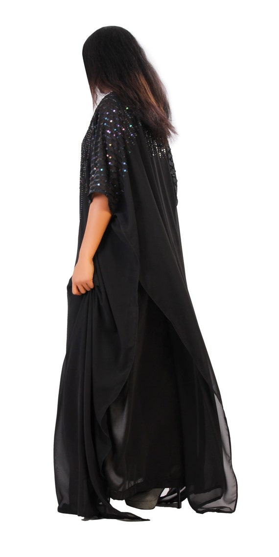 Party Plus kaftan Dubai dress dress size Caftan clothing Dress dress Elegant Abaya African Plus dress size clothing Maxi Kaftan BOwx1q