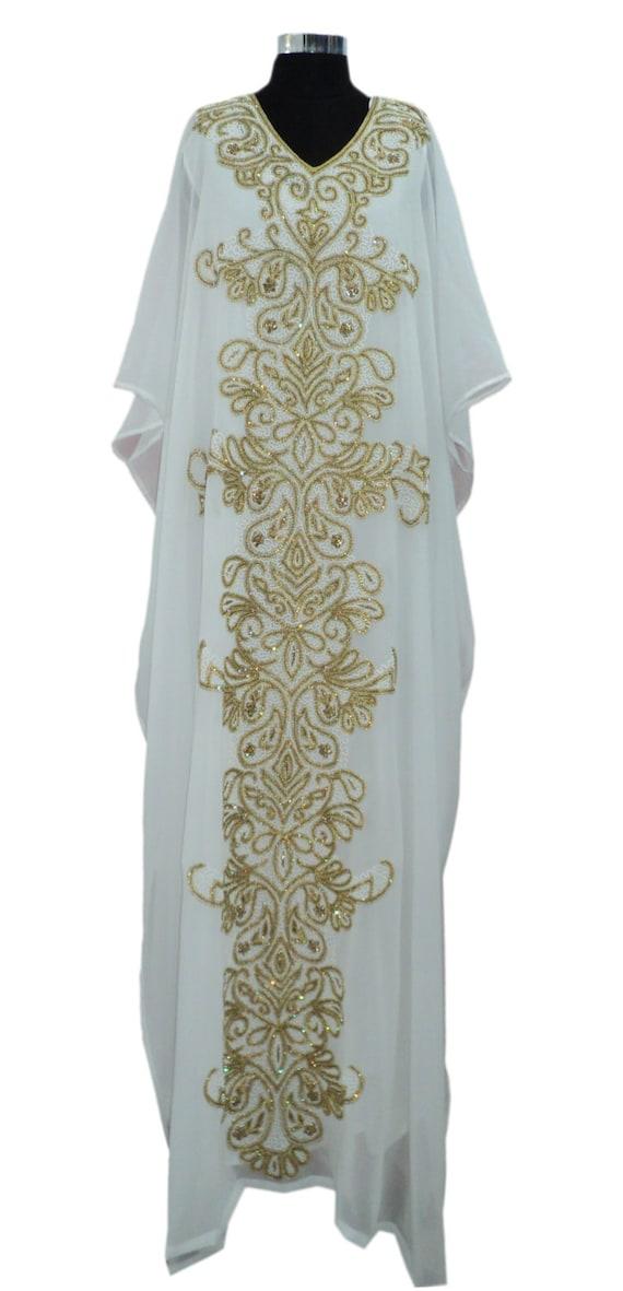 clothing Kaftan size dress Plus Party Plus size dress Dubai dress Dress Caftan Maxi clothing kaftan Elegant African Abaya dress TCqZFx4