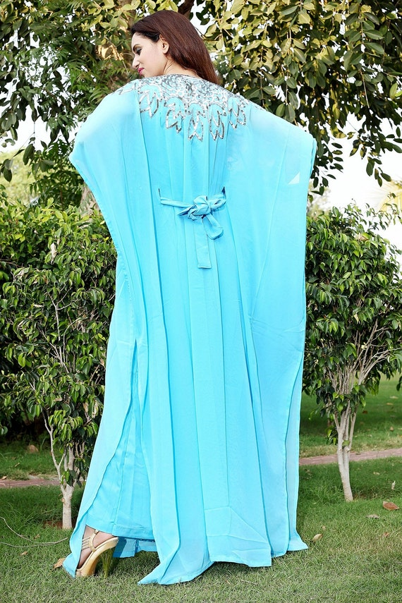 dress Party Dubai Caftan size Plus clothing Plus Abaya Dress kaftan African clothing dress Kaftan dress Maxi dress Elegant size dOnzOYx