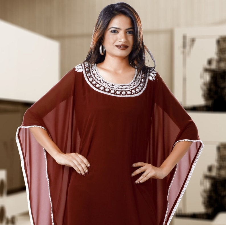 96487693007 Maxi Dress African clothing Kaftan dress Elegant dress Dubai