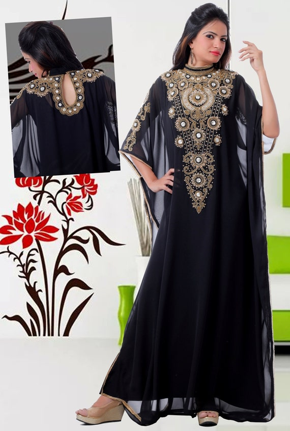 dress Caftan clothing Plus Dubai African Party kaftan Maxi dress size size dress Abaya dress Dress clothing Kaftan Plus Elegant BU4q41xwn