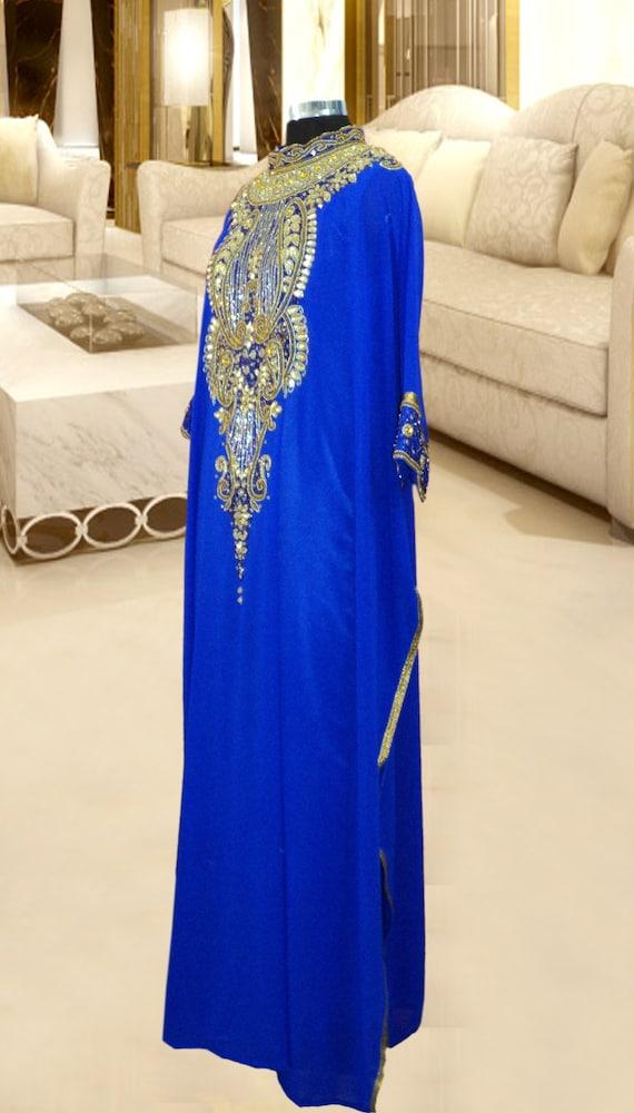 kaftans dubai sale on earings Wedding gown Dress Ladies fancy abaya abaya jalabiya very Maxi Dubai SqUgxTn