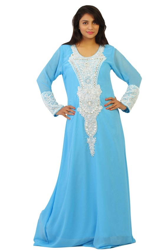 Plus size dress/Party dress/ Maxi Dress/Dubai kaftan/Elegent | Etsy