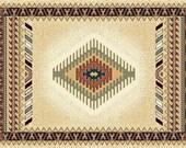 Superb rug, large rug,big rug , Over sized rug, multicolor rug, geometric rug, nomadic rug, area rug, Choose size 4x6 5x8 8 39 x11 39 ft foot rug