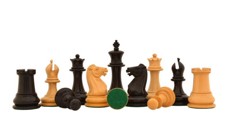 Original 1849 staunton chess set