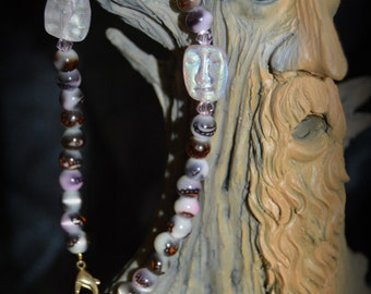 Bracelets ~ It's a Buda Face for The Luck of the Bracelet