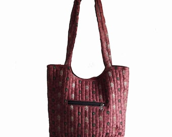 7dfe487eb879 Recycled Sari Everyday Bag! recycled