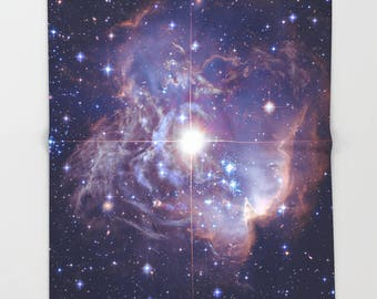 5148c411df796 Items similar to Galaxy Throw Blanket -