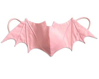 Pink Bat Mask