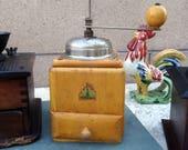 Vintage Armin Trosser Coffee Grinder Made in Germany. Farmhouse Kitchen, Coffee Mill, Manuel Coffee Grinder
