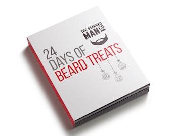 Christmas Beard Oil Advent Calendar