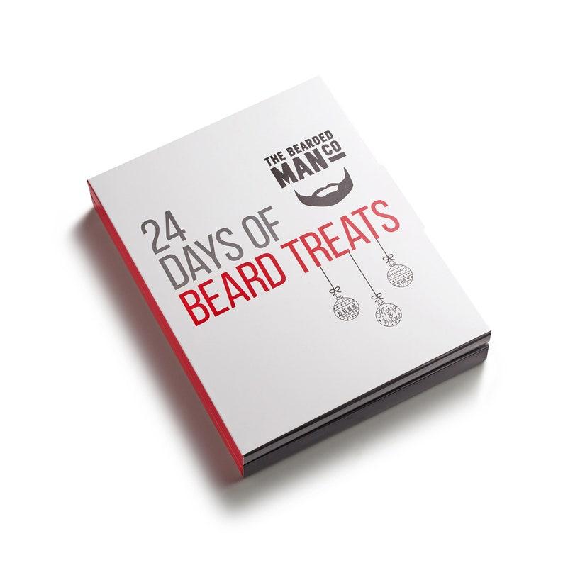Christmas Beard Oil Advent Calendar image 0