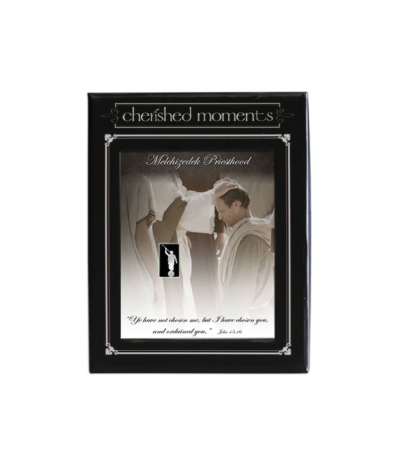 LDS Melchizedek Priesthood Ordination Gift with Angel Moroni Tie Pin or  Lapel Pin (MPTP-12)