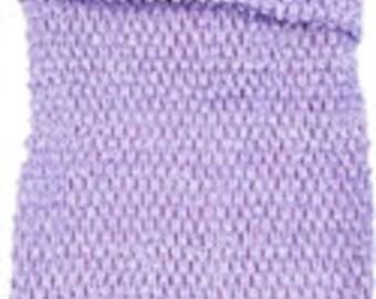 9b747049e2a Lavender crochet tutu top lined