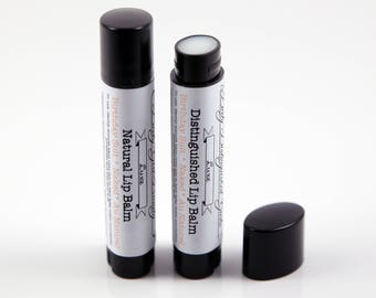 Men's Luxe Natural Lip Balm