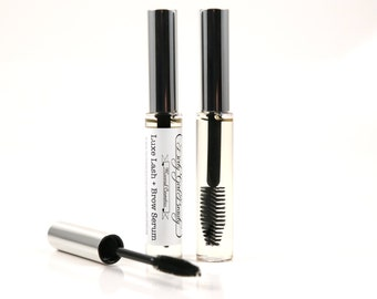 Luxe Lash + Brow Serum - Vegan