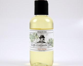 Luxe Beard Oil with Argan Oil - 4 fl. oz. Bottle - Vegan