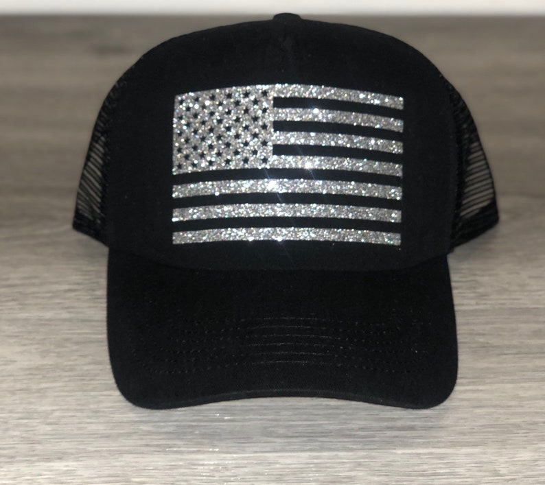 4th of July Hats American flag Trucker Hat Patriotic trucker hat United  States flag trucker hat USA trucker hat