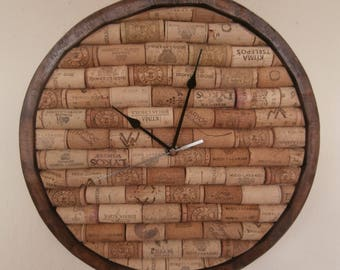 Portacandele portalumini applique da parete vino botte etsy