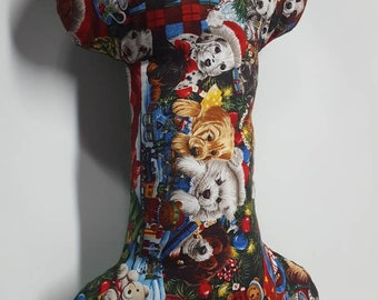 "PetNaments Decorative Bone Shaped Pillow 16"""
