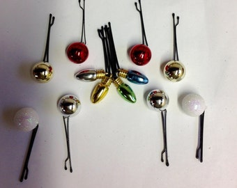 Beard Art Baubles Christmas Classic Hipster Gift 12 Pack Beard Bauble Ornaments Baubles for the Beard Baubles for the Beard
