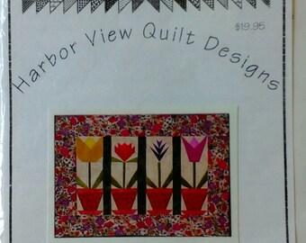 Pattern ONLY Windowsill Garden - USED