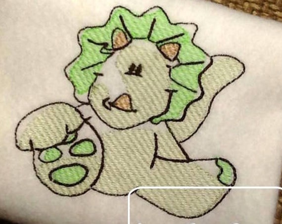 Dinosaur 90 Sketch Embroidery Design - dino Sketch Embroidery Design - Dinosaur Sketch Embroidery Design