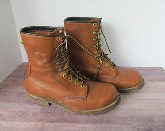 d5f1beb4d30 Logger boots   Etsy