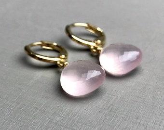 Silver Earrings Long Distance Relationship Gift,Girlfriend Gift,Handmade ~Jewellery ~ Bridesmaids Gift,, Amythest Earrings