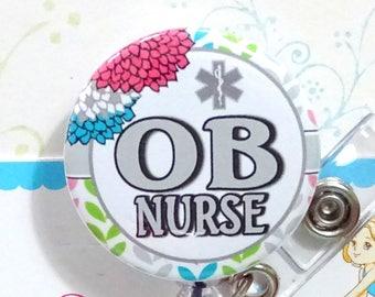 Obstetrics nurse id | Etsy