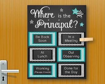 Principal Office Etsy