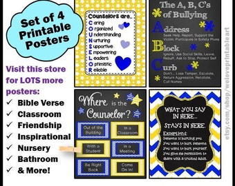 School Counselor Gifts Counseling Office Decor Counselor Etsy