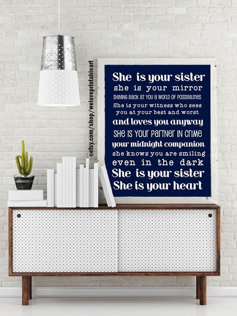 Gift Idea For Sister Birthday Big
