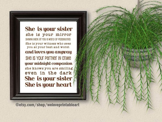 Xmas gift ideas for your sisters birthday