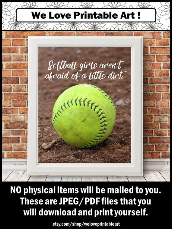 """2-4/"""" Baseball Decals Stickers Personalize Text Gifts Girls Boys Teams Sports"""