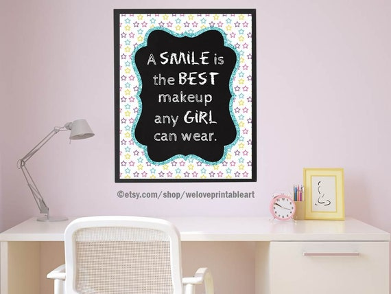 Gifts For Teenagers Smile Best Makeup Teenager Gift Teen Etsy