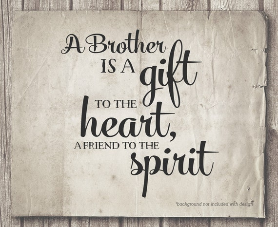 Brother Quotes Brother Quote Word Photo Overlay Quote Photo Overlay PNG | Etsy Brother Quotes