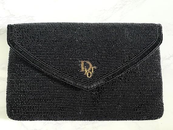 Vintage Christian Dior evening bag