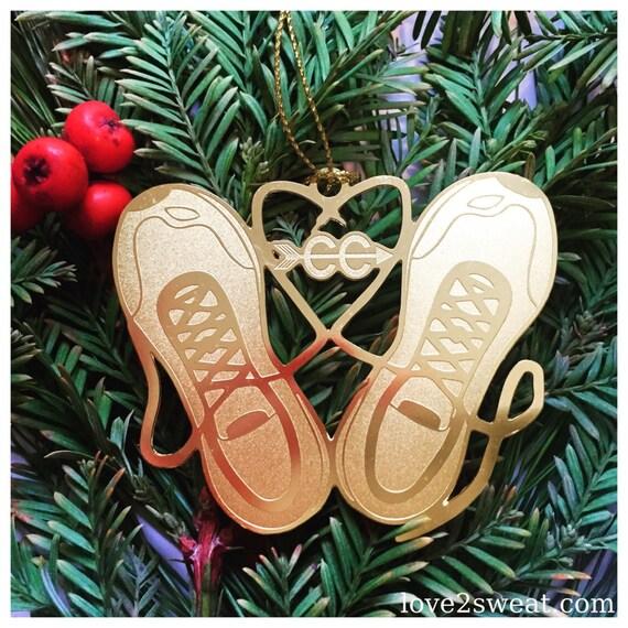 image 0 - Cross Country Running Ornament Running Gift Gift For Runner Etsy