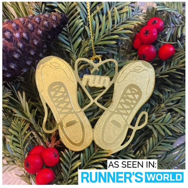 Running Ornament Running Gift Gift for Runner Running | Etsy