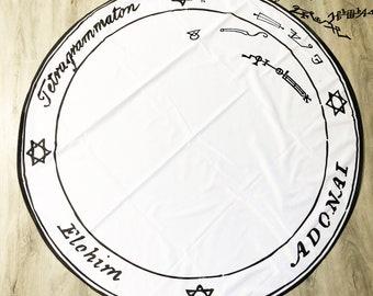Magick circle   Etsy