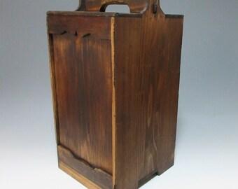 Wooden Carry Box, Koedo