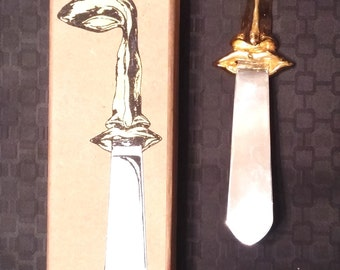 Couteau de Michael Aram Tongue & Cheek Spreader