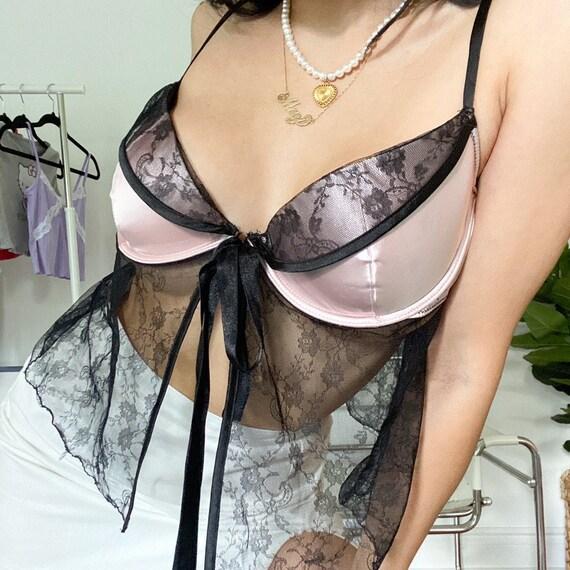 Pink Bustier